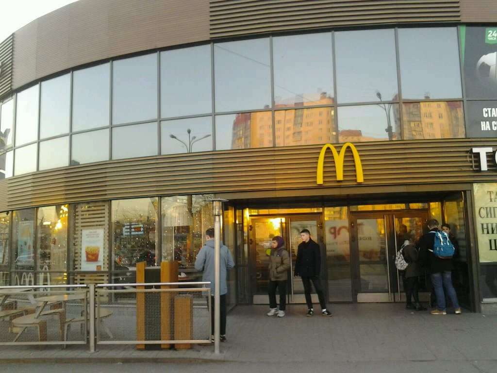 кафе — Маккафе — Санкт-Петербург, фото №2