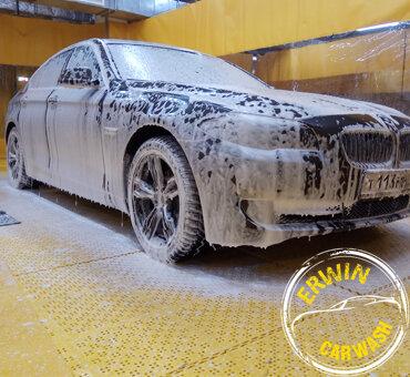 автомойка — Erwin Car&Wash — Москва, фото №1