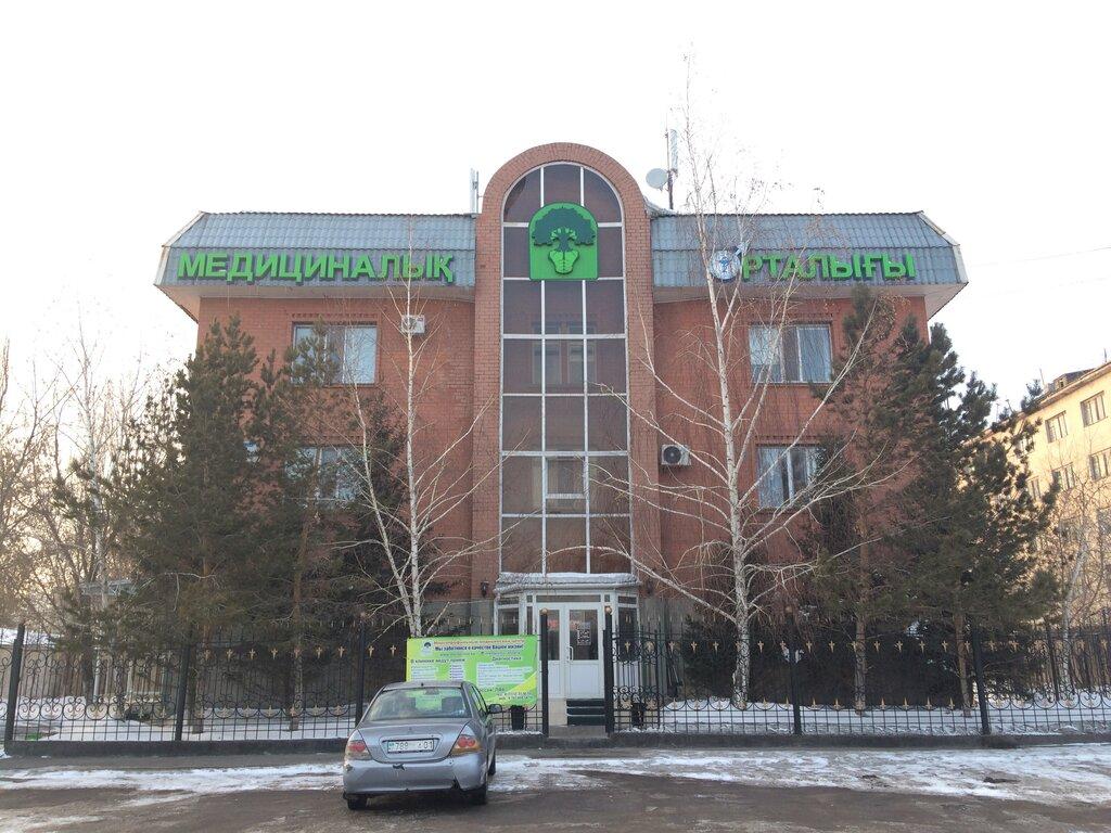 медцентр, клиника — Мужской центр здоровья и долголетия — Нур-Султан, фото №1