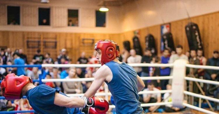 Адреса боксерских клубов в москве хорошие ночные клубы краснодара