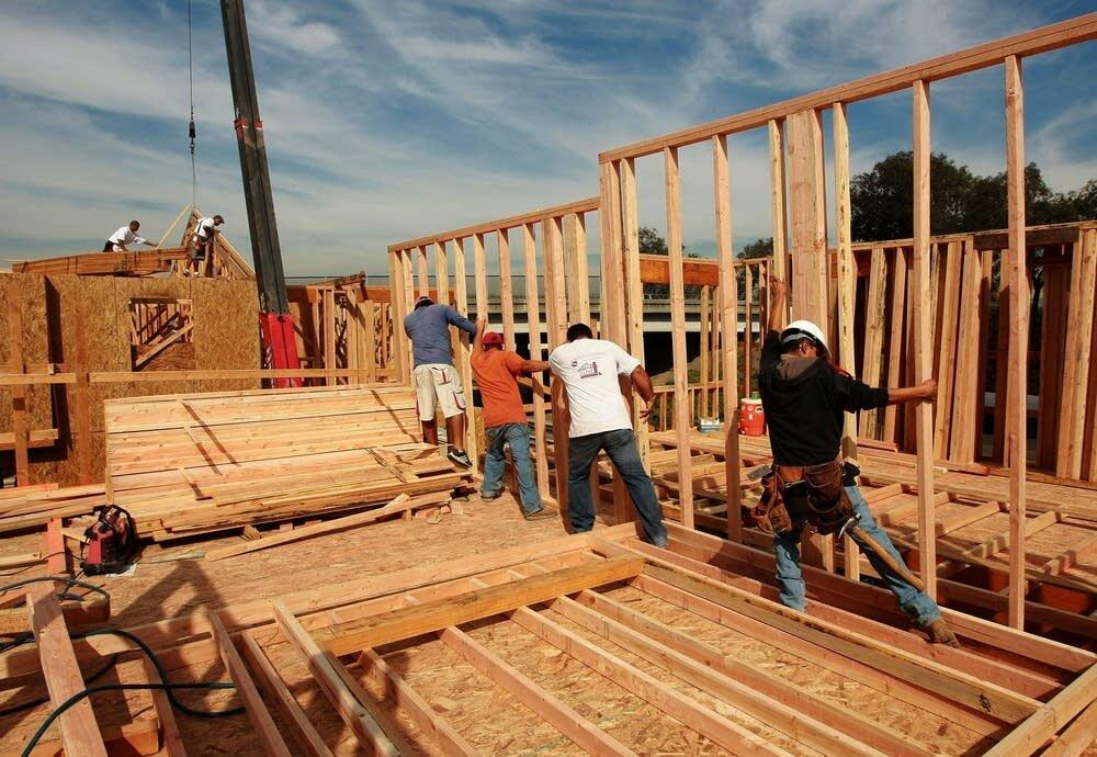 частное строительство домов требуется