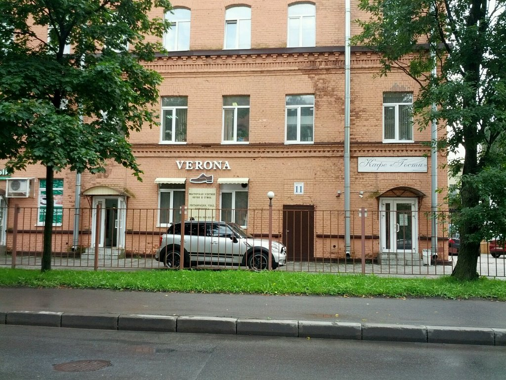 автосервис, автотехцентр — МакросАвто — Санкт-Петербург, фото №1