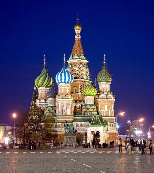музей — Собор Покрова Пресвятой Богородицы что на Рву — Москва, фото №2