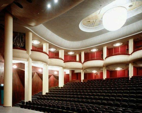 филармония — Московский международный Дом музыки — Москва, фото №2