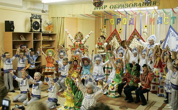 детский сад — Комплекс школа-детский сад Мир образования — Одинцово, фото №6