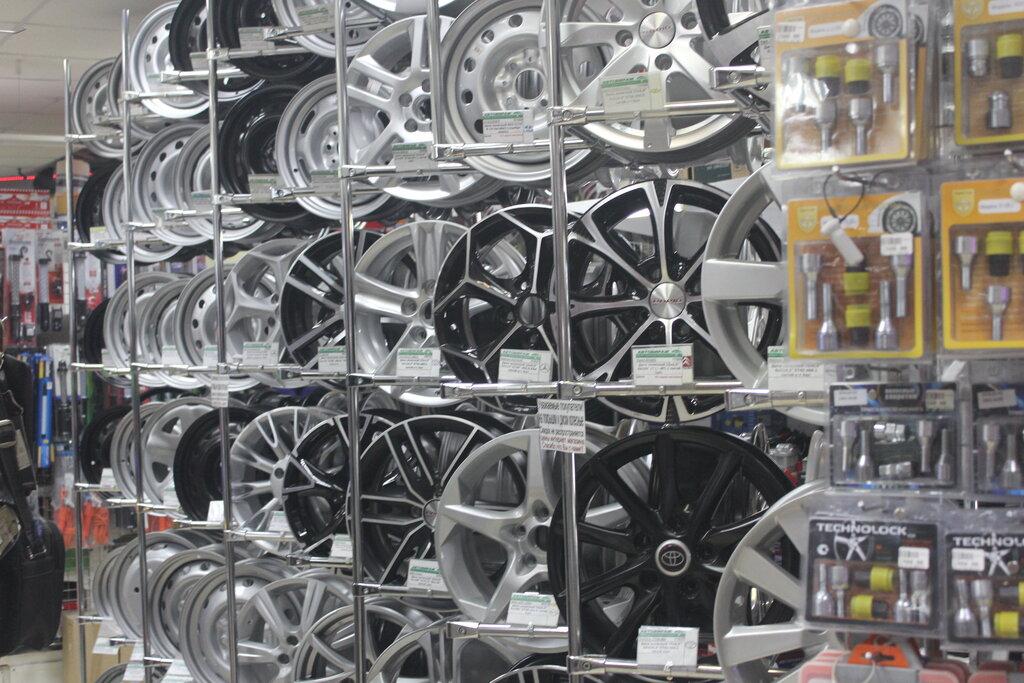 магазин автозапчастей и автотоваров — Техком — Мытищи, фото №4