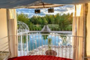 гостиница — Лесная поляна — деревня Мстихино, фото №6