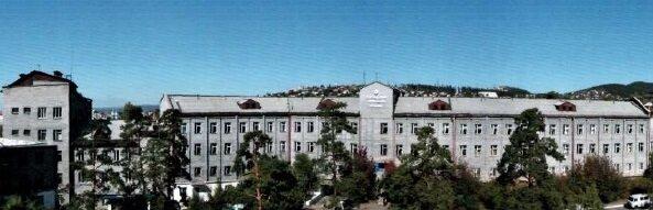 больница для взрослых — НУЗ Отделенческая клиническая больница на станции Улан-Удэ РЖД — Улан-Удэ, фото №2