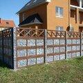 Декоративные заборы, Бетонные работы в Белгородском районе