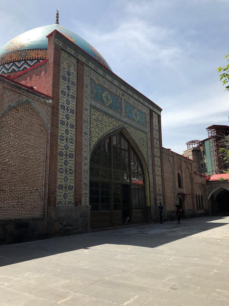 Голубая мечеть ереван фото