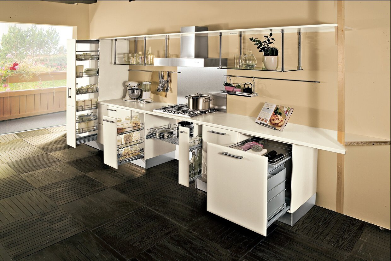 функциональные кухни в картинках использование разы
