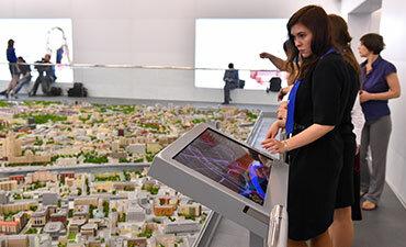 выставочный центр — Макет Москвы — Москва, фото №8