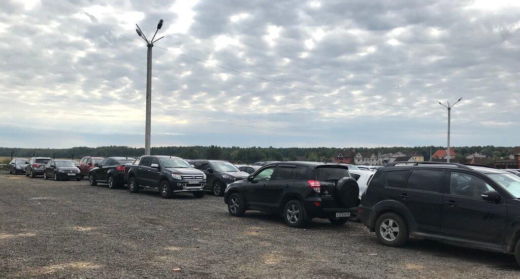 автомобильная парковка — Паркинг-СВО Шереметьево — Химки, фото №1