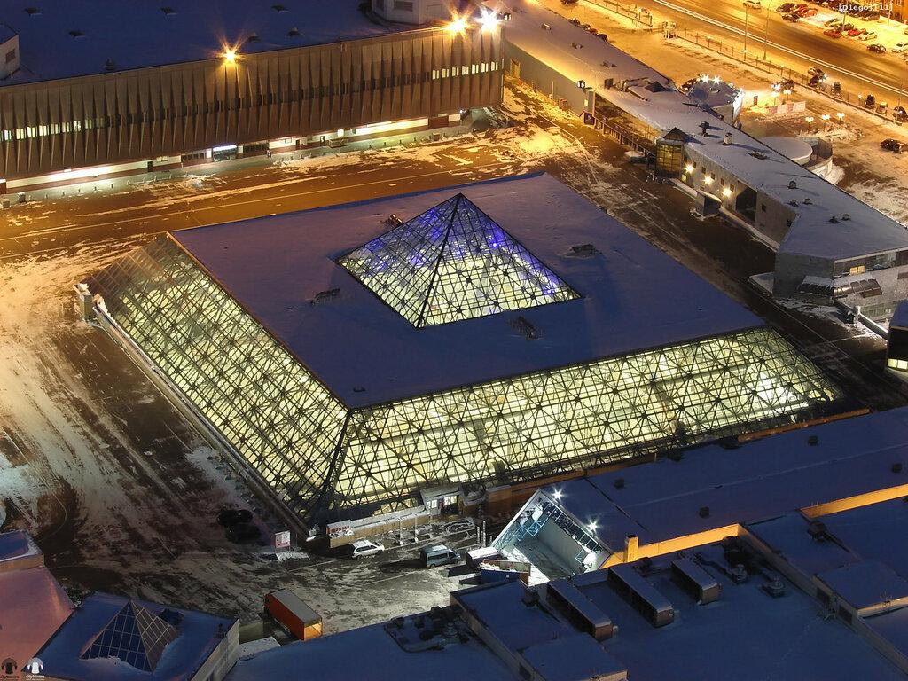 выставочный центр — Экспоцентр — Москва, фото №6