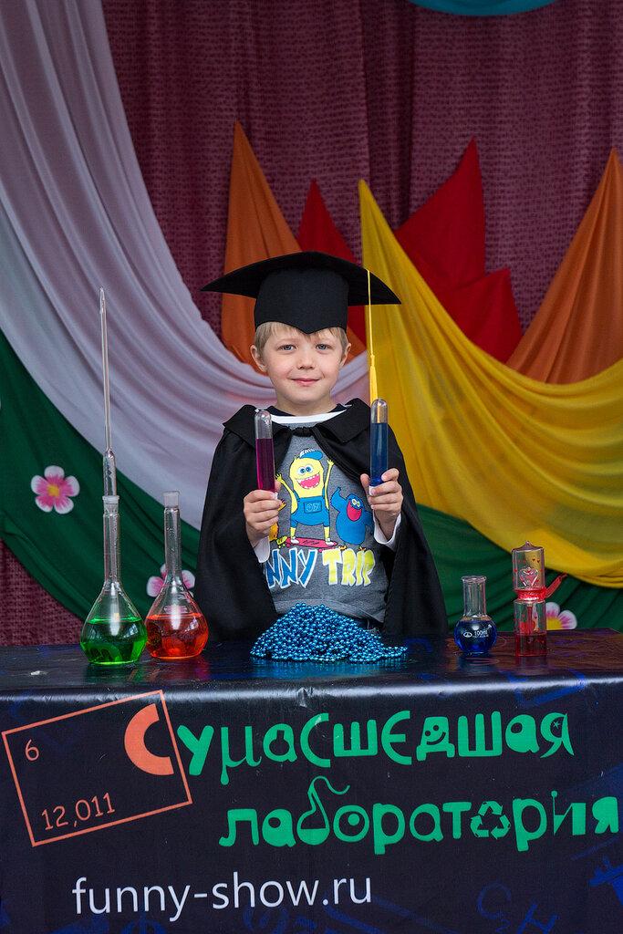 организация и проведение детских праздников — Ателье праздника профессора Фанни, ИП — Новосибирск, фото №2