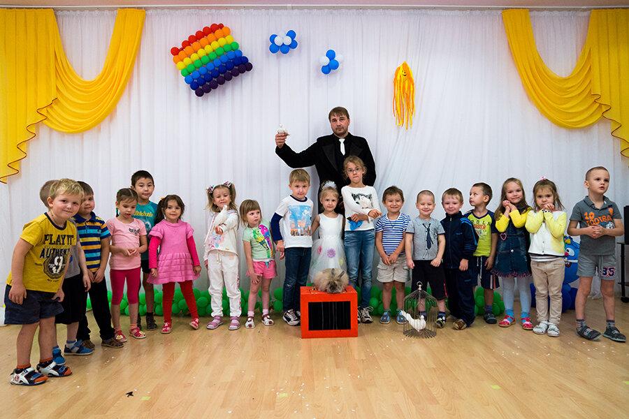 организация и проведение детских праздников — Ателье праздника профессора Фанни, ИП — Новосибирск, фото №1