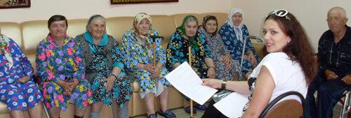 Дом престарелых в иловке алексеевский район есть ли в ровно дом ля престарелых