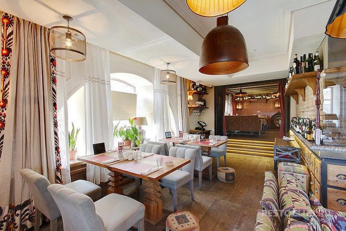 restaurant — Khochu Kharcho — Санкт-Петербург, фото №5