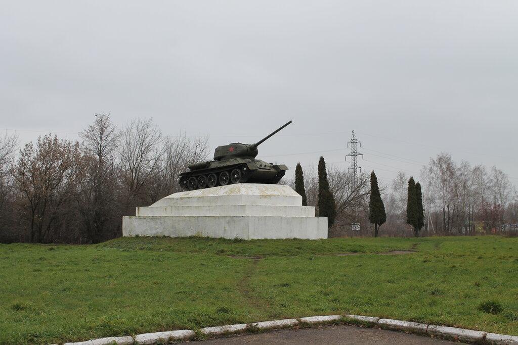 своем фото памятника танка в кургане преимуществах особенностях вида