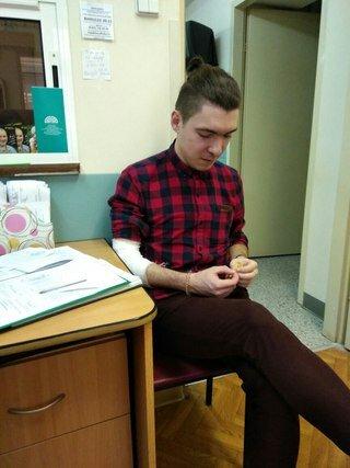 станция переливания крови — Служба крови, донорское отделение НМИЦ нейрохирургии Н.Н. Бурденко — Москва, фото №2