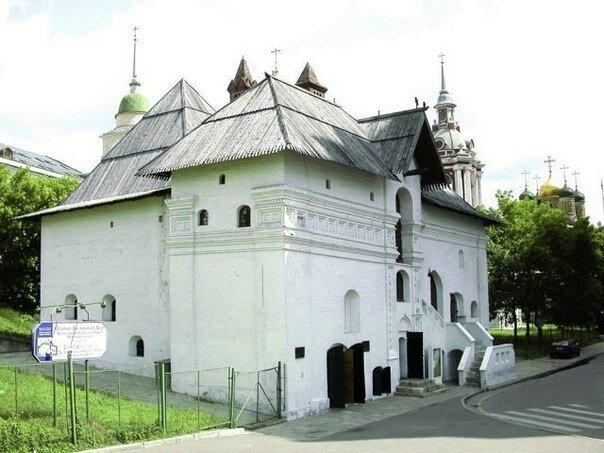 музей — Музей Старый Английский двор — Москва, фото №4