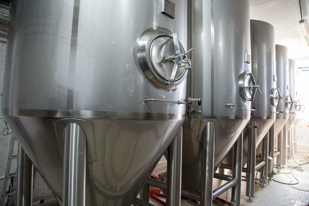пивоваренный завод — Наро-Фоминская Пивоварня — Наро-Фоминск, фото №2