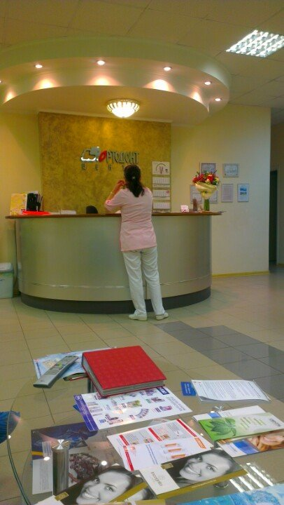 стоматологическая клиника — Ортодонт-Центр — Москва, фото №7
