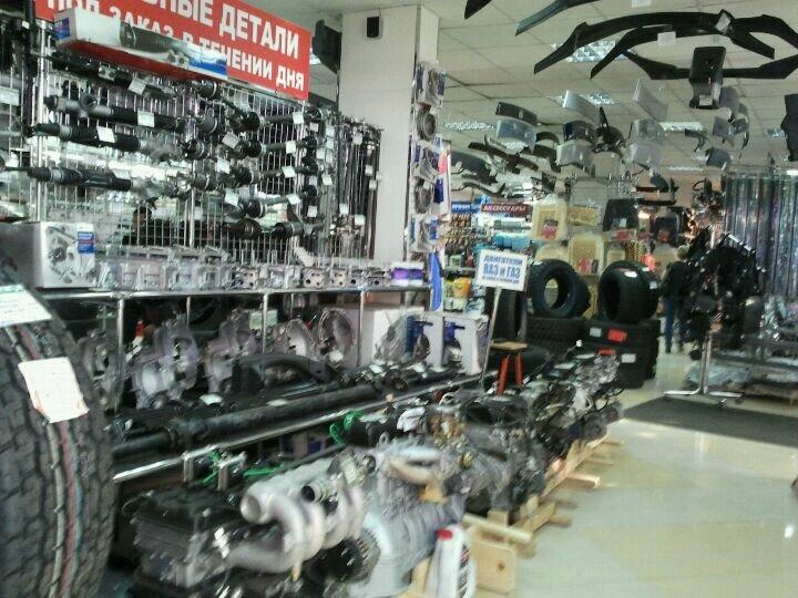 магазин автозапчастей и автотоваров — Техком — Мытищи, фото №3