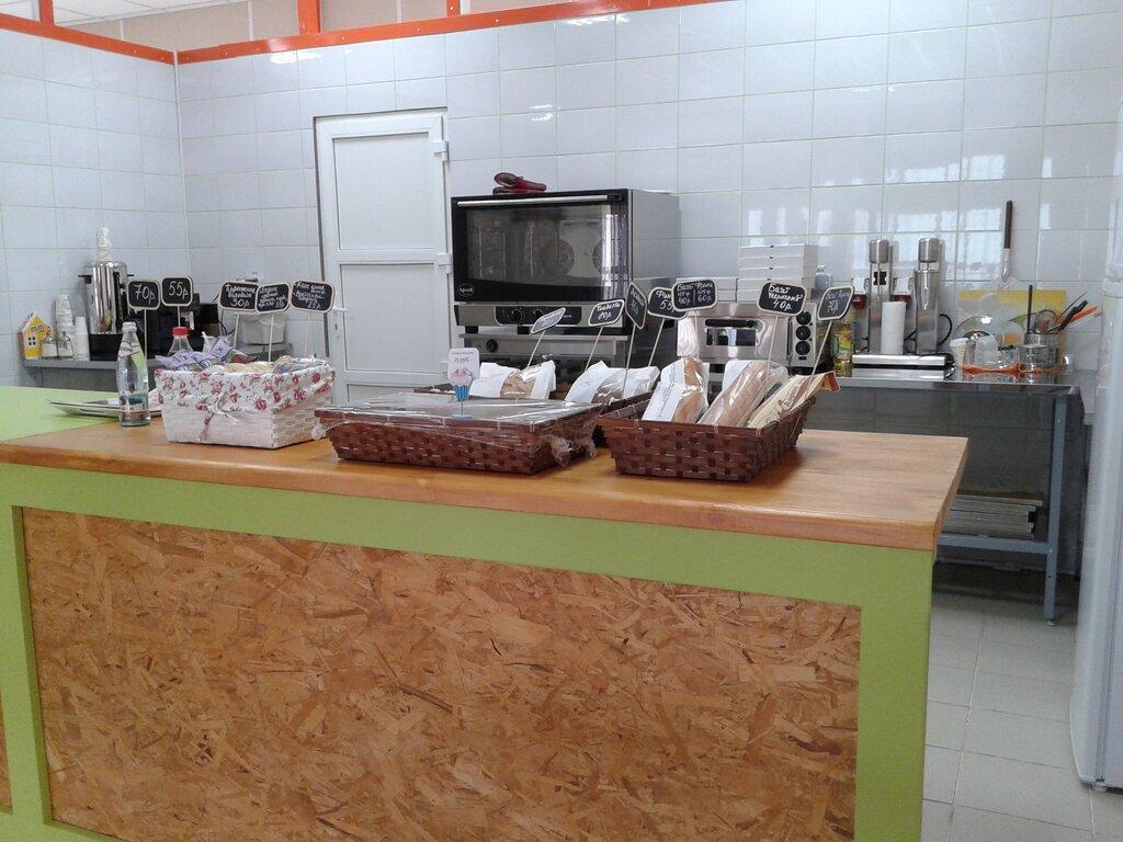 Печной дар кафе пекарня в троицке фото