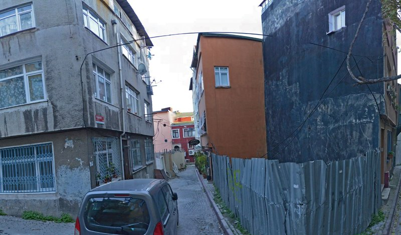 Topdeck Hostel Istanbul