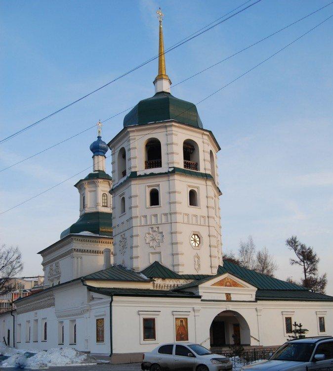 одном знаменский монастырь иркутск фото тактичный