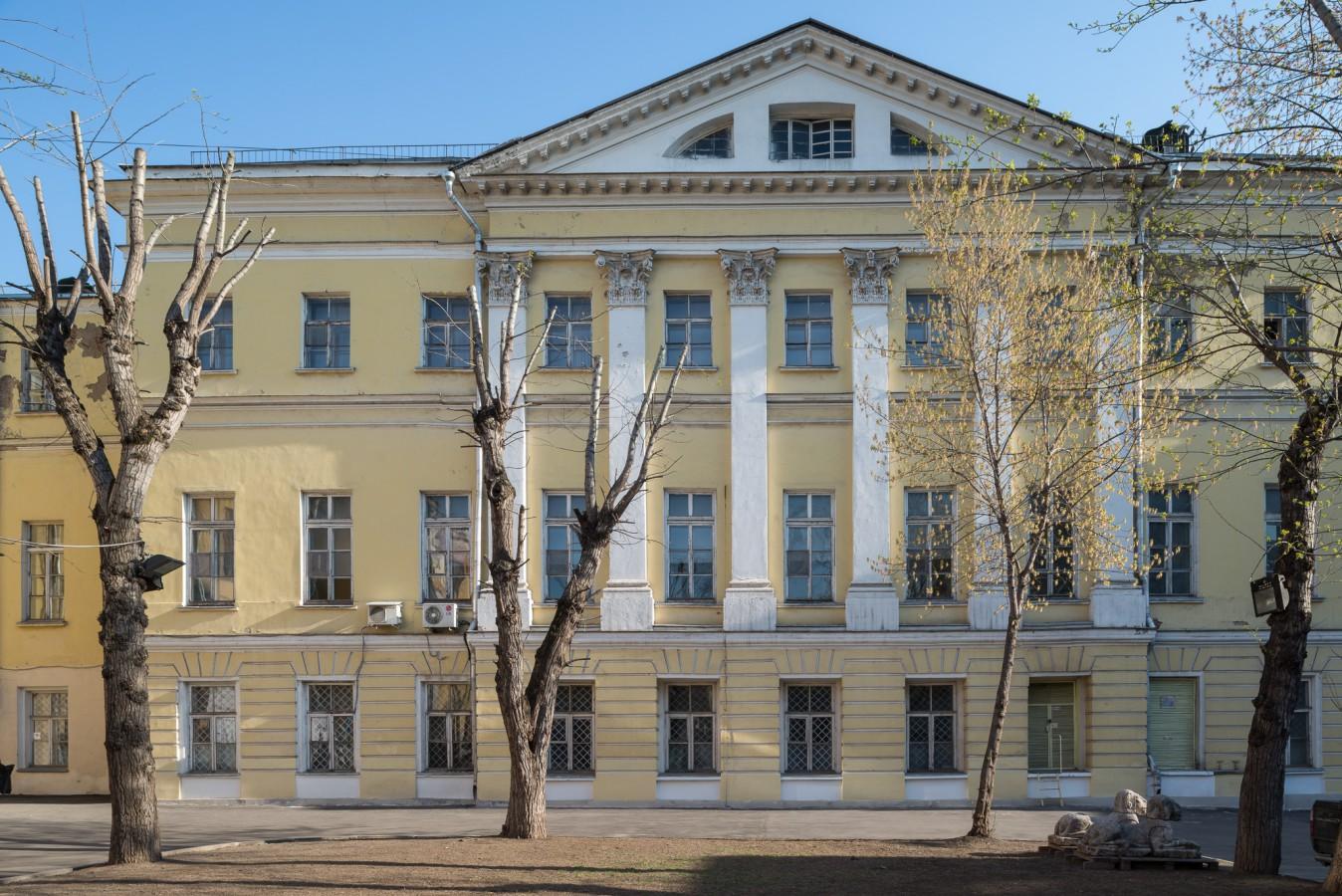 «Государственный музей архитектуры им. А.В. Щусева» фото 10