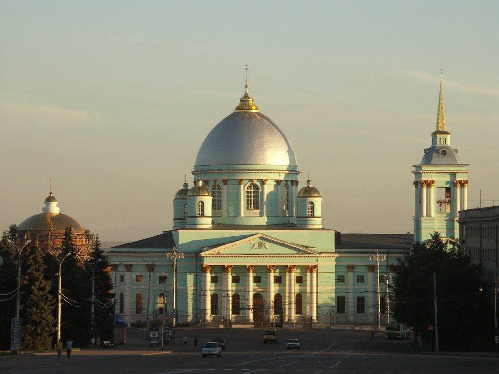 Днем, картинки знаменского собора курск