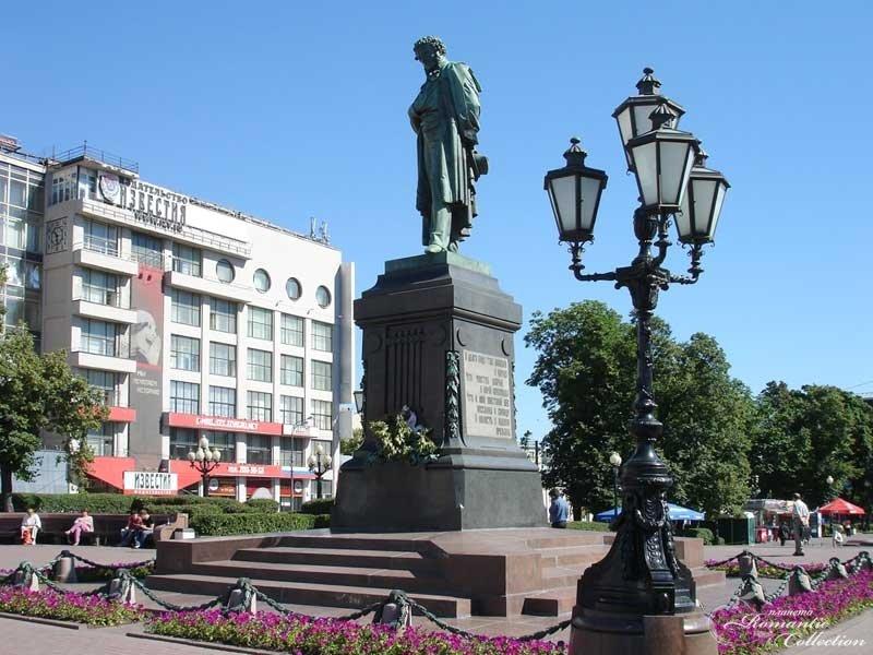 достопримечательность — Пушкинская площадь — Москва, фото №4