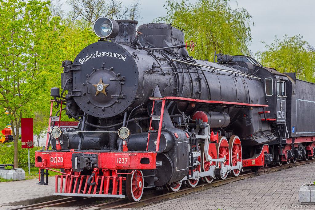 Фото немецких паровозов