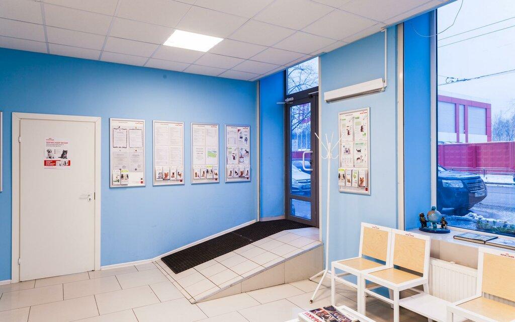 ветеринарная клиника — Энимал центр — Санкт-Петербург, фото №5