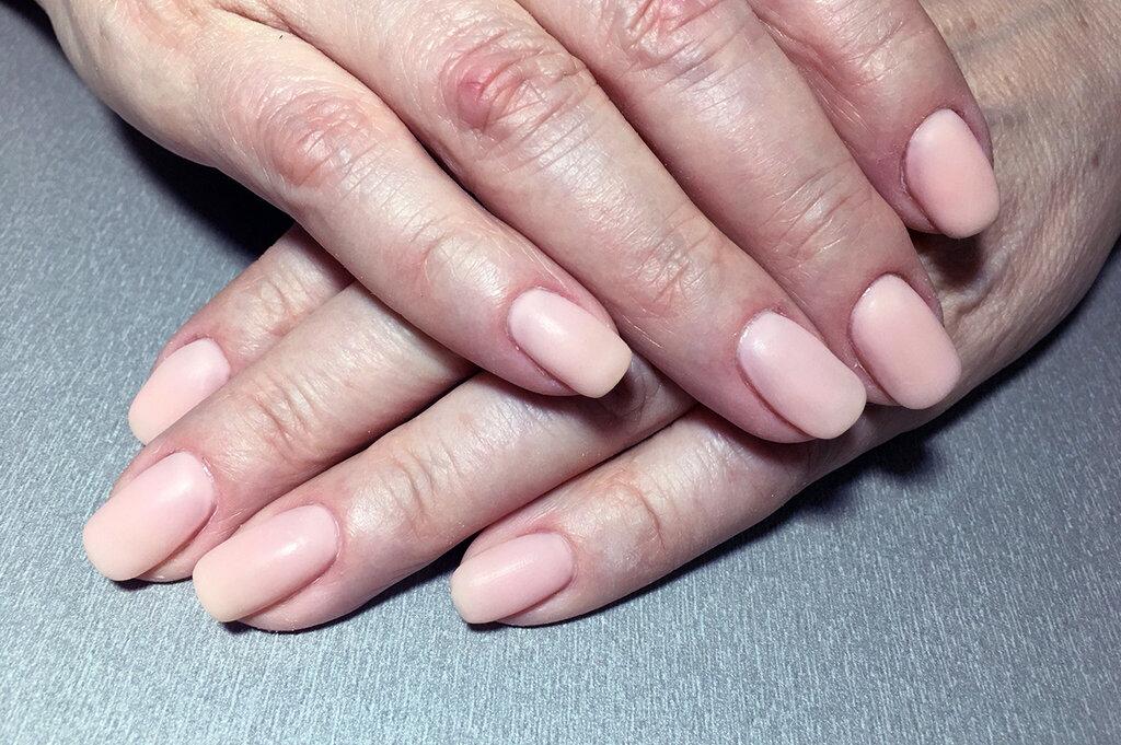 укрепление ногтей гелем дизайн фото тенденция