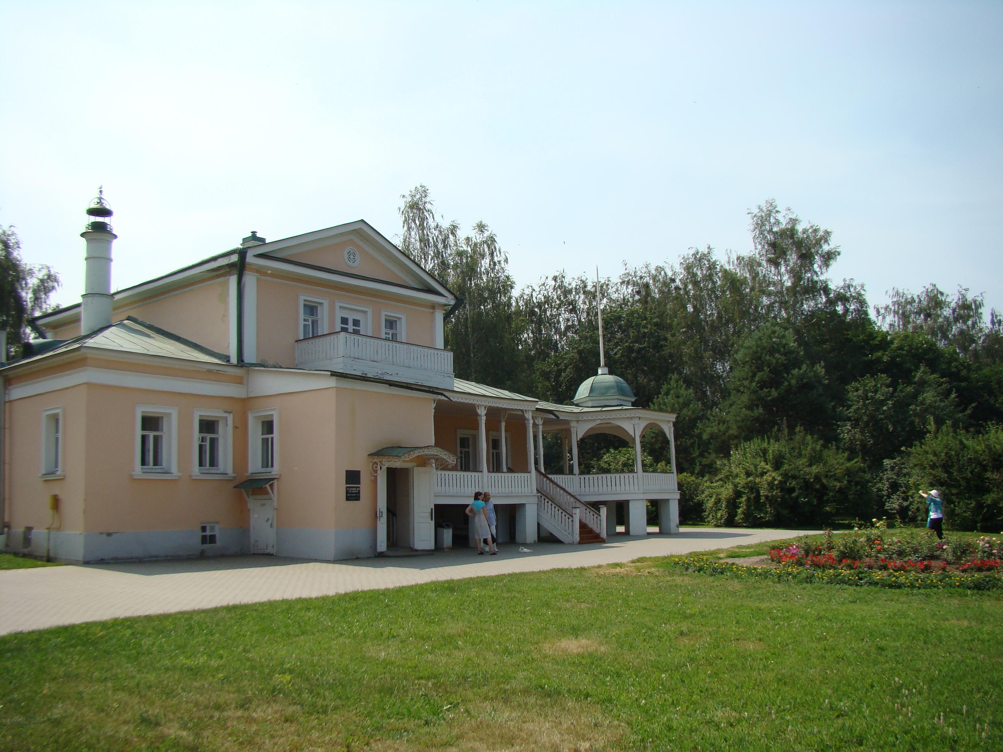 «Государственный музей-заповедник С.А. Есенина» фото 6