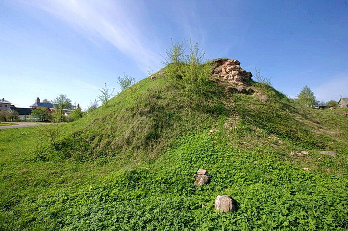 достопримечательность — Гаштольдова гора — Дзержинск, фото №2