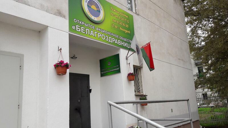 Белагроздравница