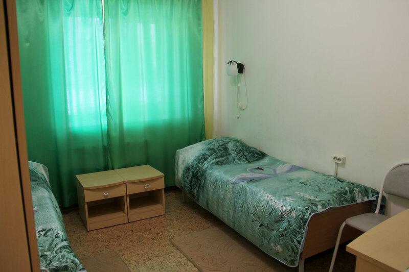 Учебная гостиница ТомИнТех
