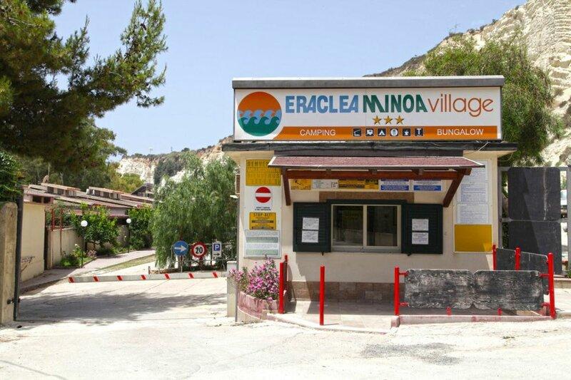 Eraclea Minoa Village