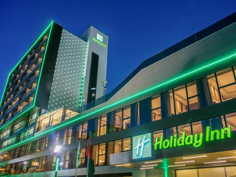 Отель Holiday Inn Antalya Lara