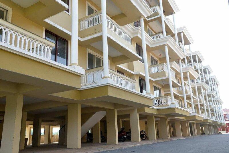 TripThrill Costa Holidays 1bhk Apartment