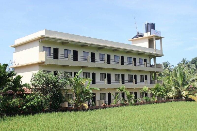 Oyo 9586 near Arambol Beach