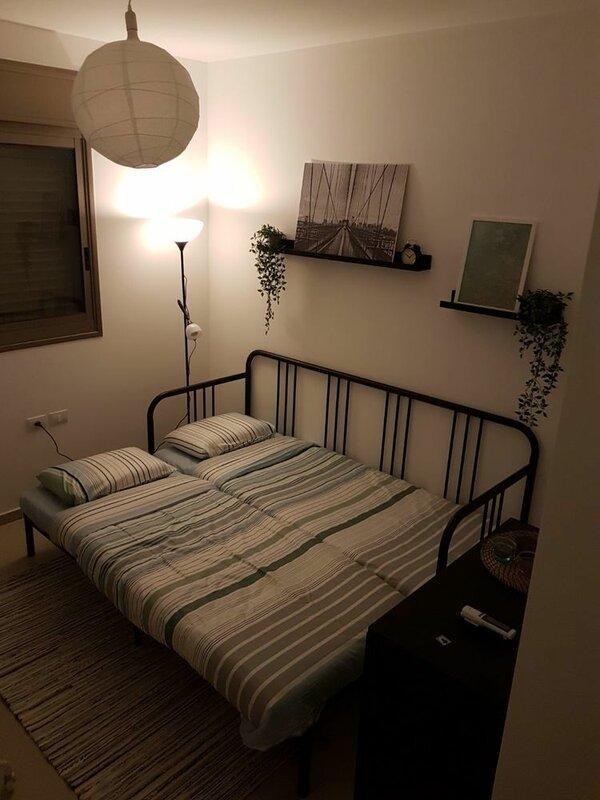Private Bed and Bathroom in Netanya
