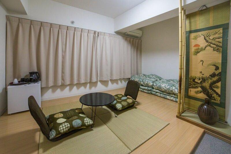 Merry Gate Osaka - Hostel