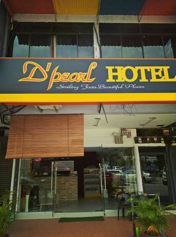 D'Pearl Hotel