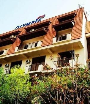 Гостиница Олимпия Гарден
