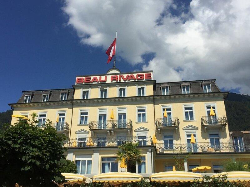 Romantik Hotel Beau Rivage